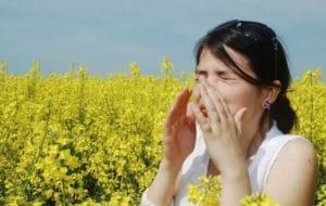 allergies acupuncture