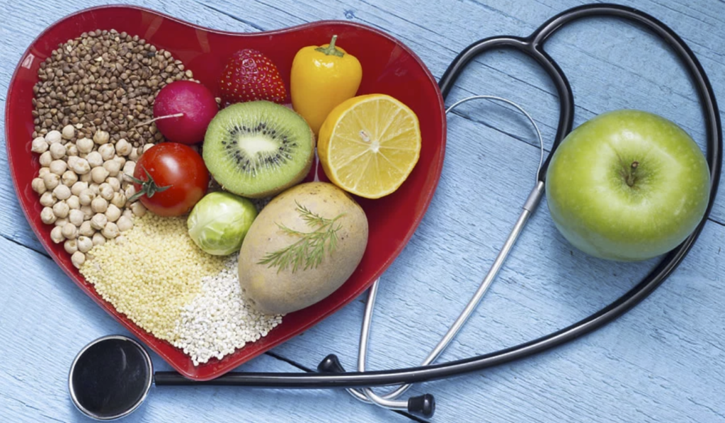 lower your cholesterol with healthy food before statin use
